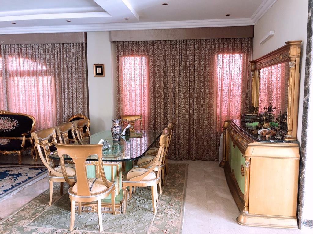 Mena Garden City Villa For Sale - Compound Mena Garden City - Villa for sale in compound 6 October City 8 Gates Real Estate Egypt