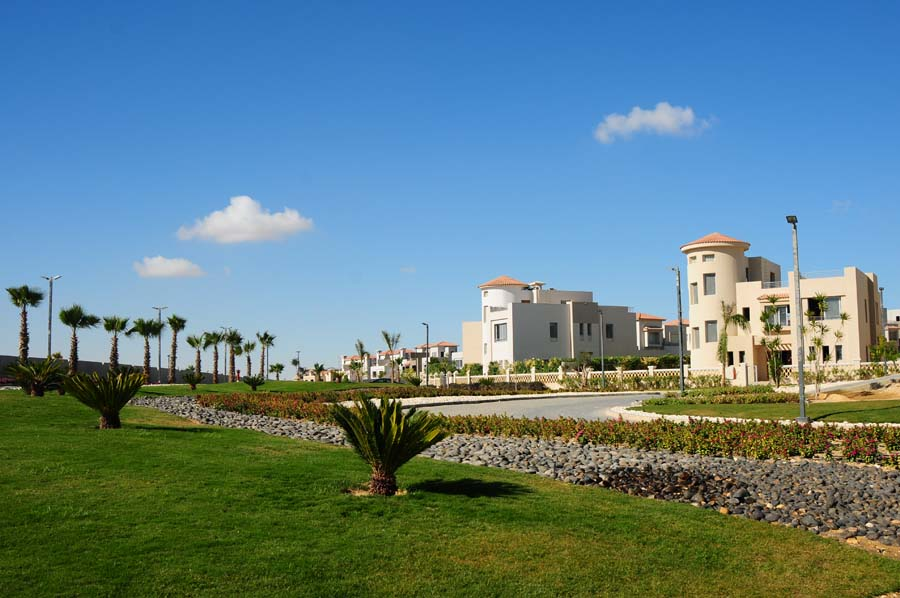 Golf Extention Palm Hills Real Estate in Egypt