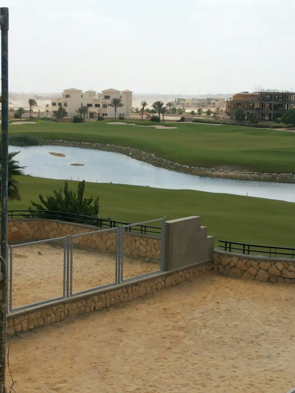 Townhouse first row Golf Views Palm Hills