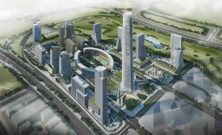 AURORA New Capital City-DOJA Development-New Capital City Medical-AURORA Medical New Capital City-Administrative Offices New Capital City-8Gates RealEstate Egypt