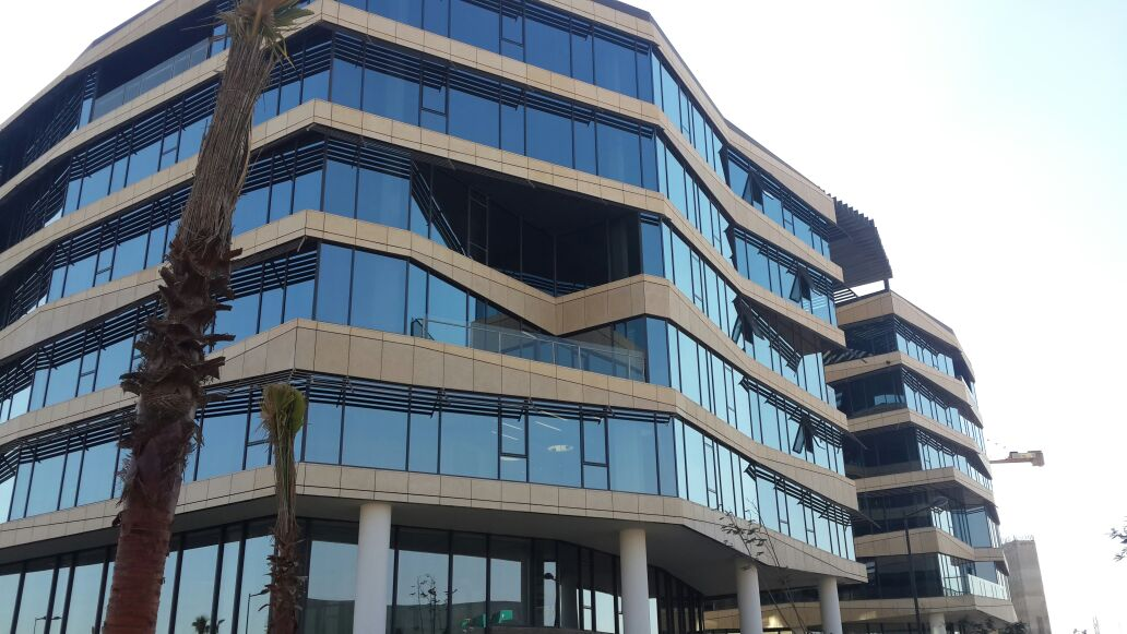 The Polygon Sodic West – Office For Rent