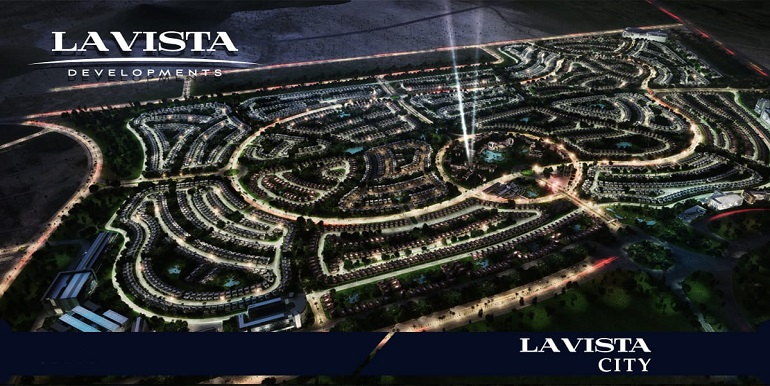 LA VISTA CITY New Cairo by LA VISTA DEVELOPMENT
