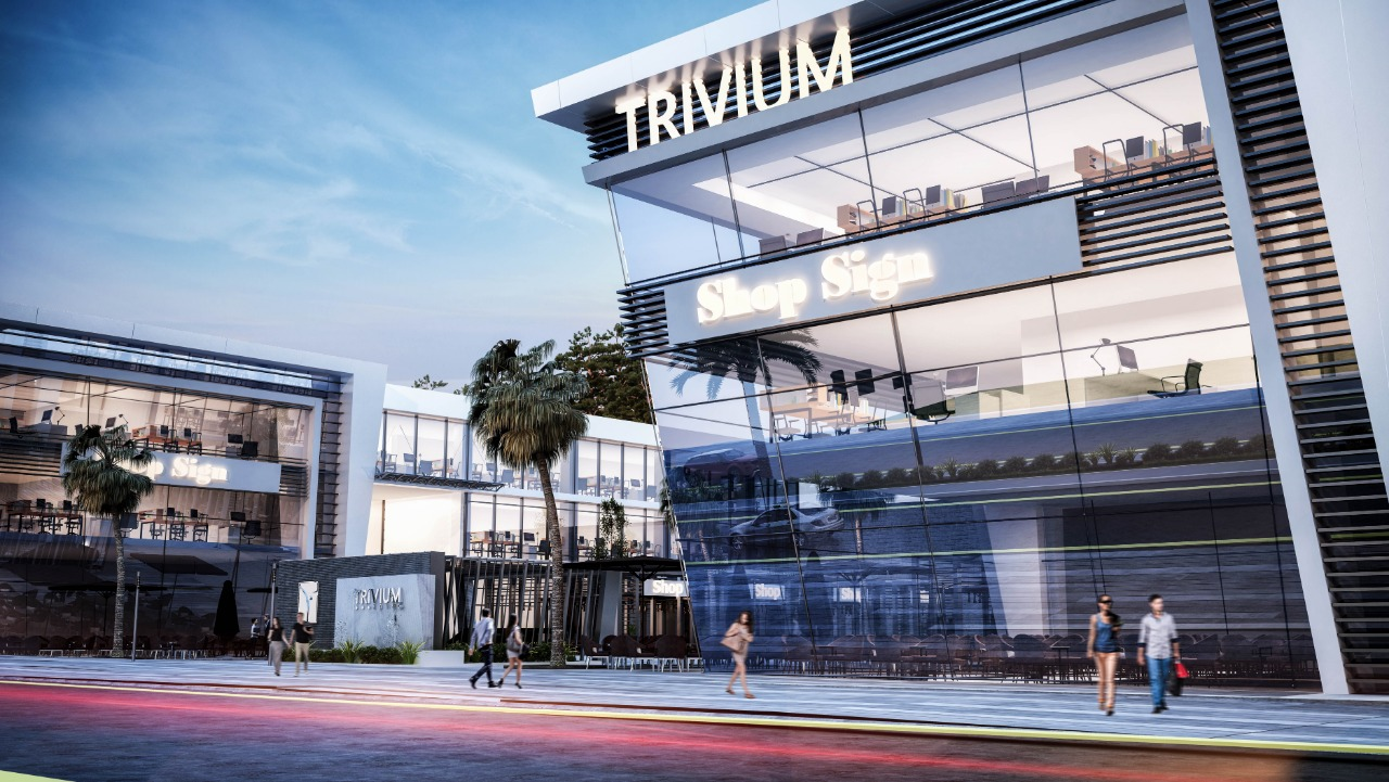 Trivium El Sheikh Zayed  by Inma Developments