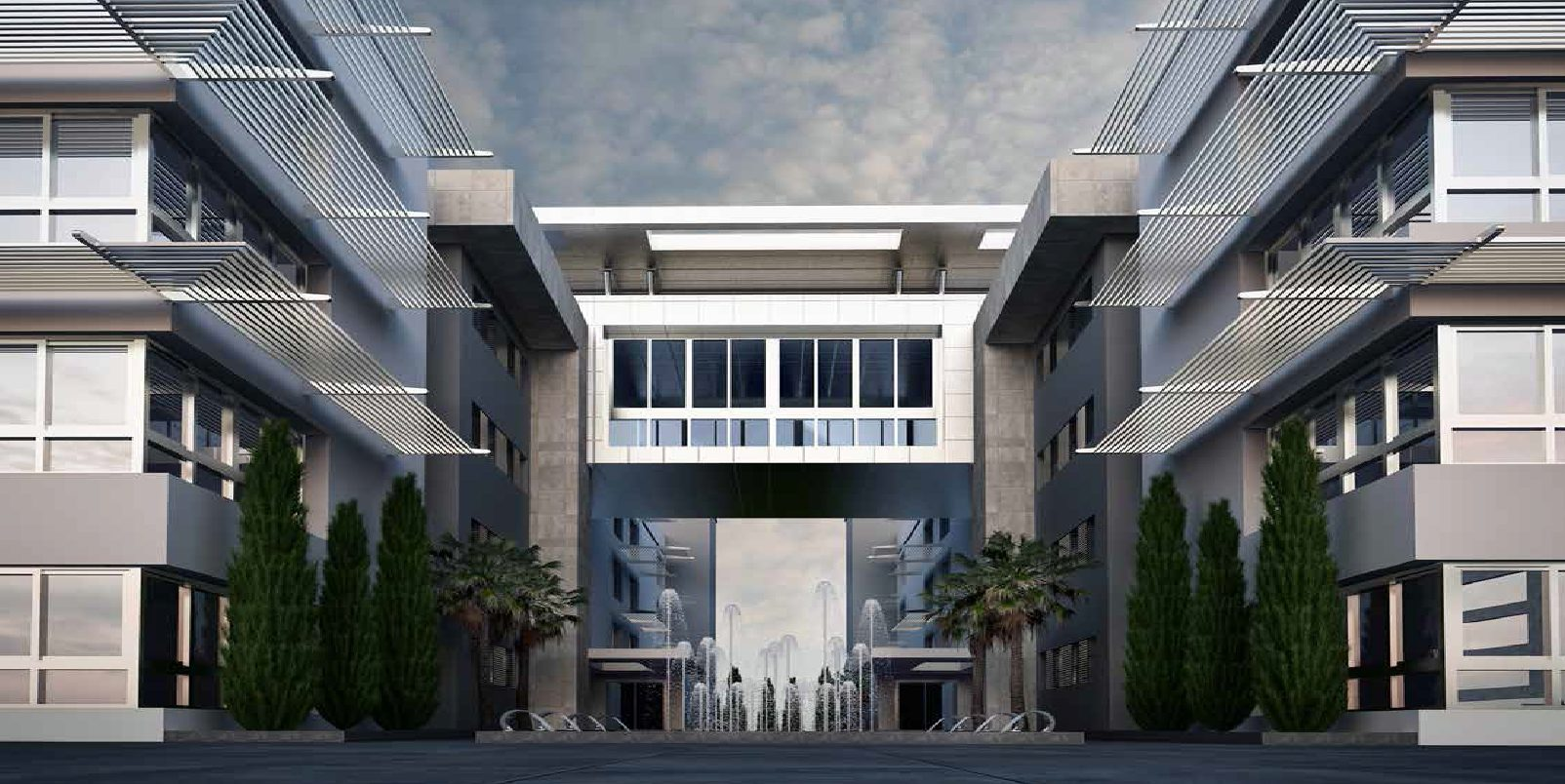 New Giza Compound -New Giza Health Park Medical Clinics For Sale - New Giza -New Giza Medical Clinics - Clinics For Sale - 8 Gates Real Estate Egypt