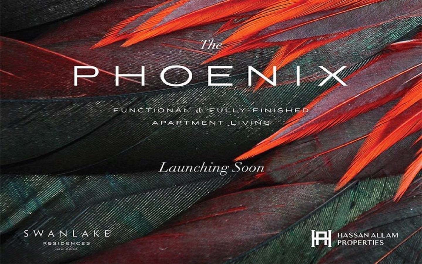 The Phoenix Swan Lake Residences New Cairo Apartments Hassan Allam Properties - 8 Gates Real Estate Egypt