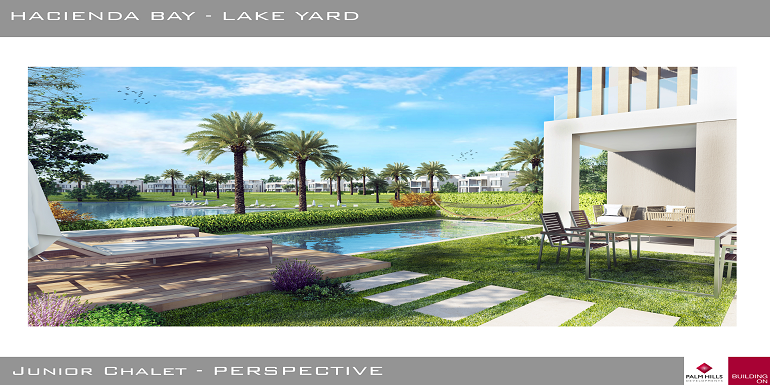 Lake Yard Palm Hills