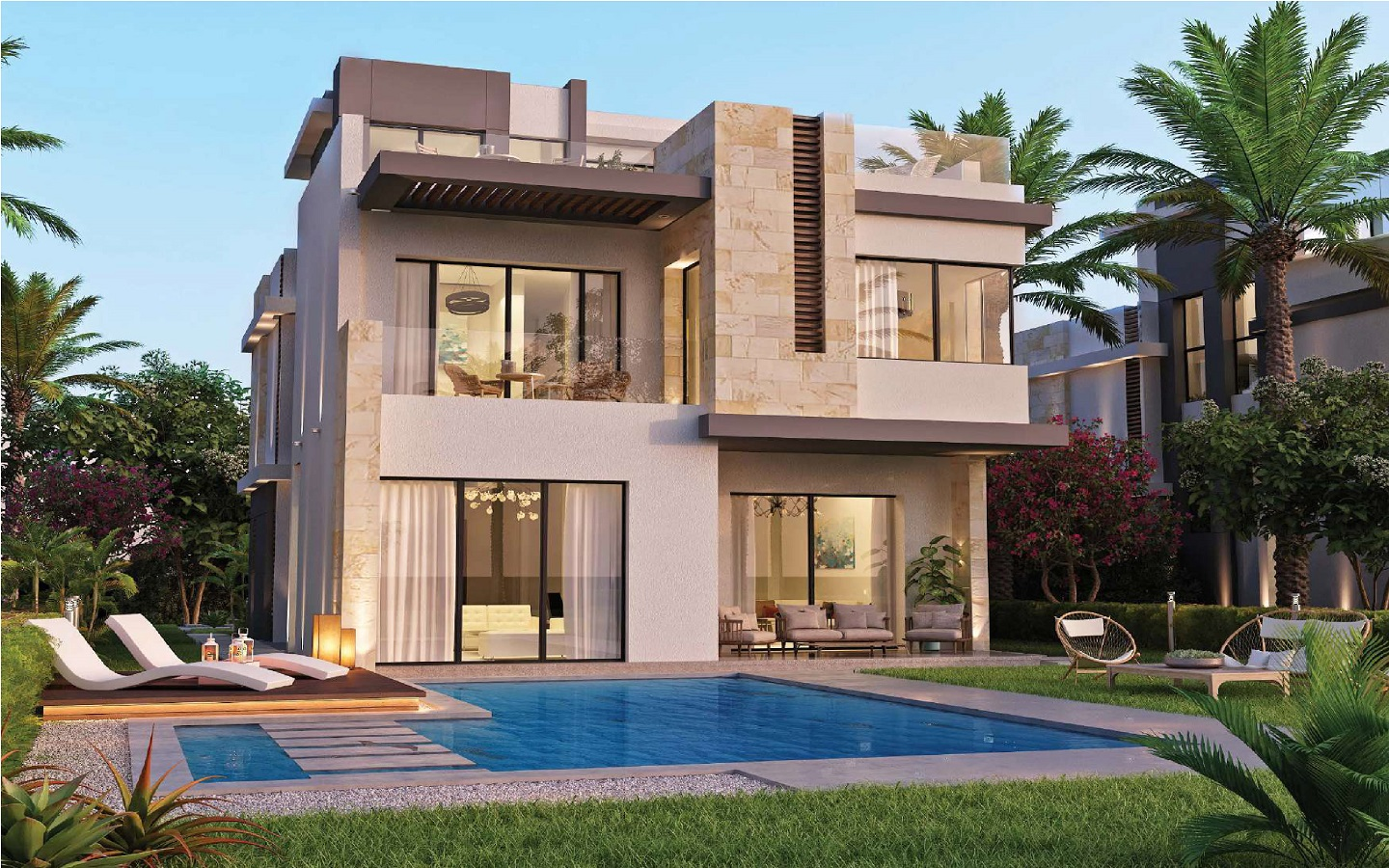 TAWNY 6 October Compound by Hyde Park Developments - Town House - Twin House - Stand Alone Villa - Tawny Master Plan and Location and Prices - 8 Gates Real Estate Egypt (0)